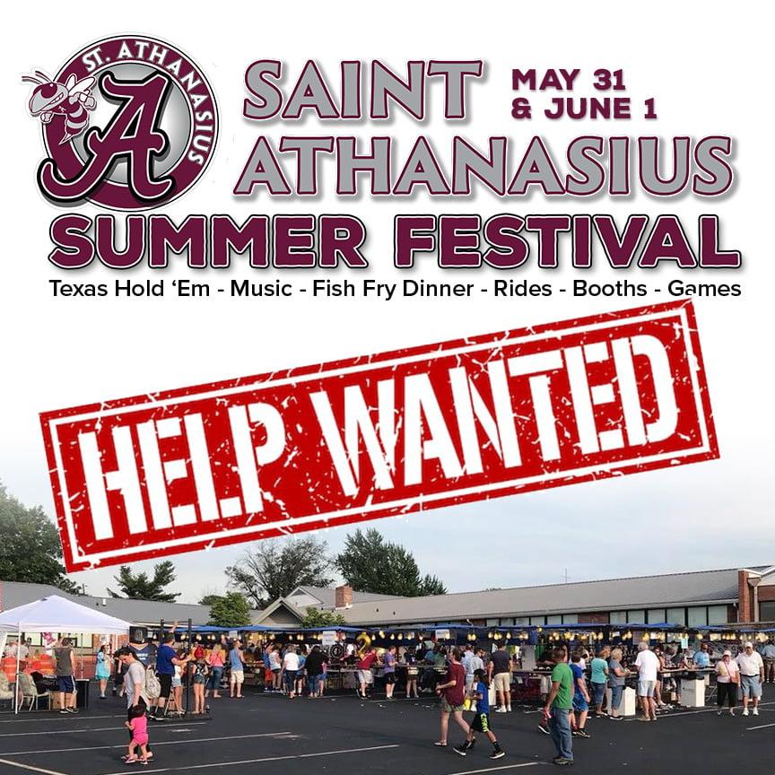 Summer Picnic - Saint Athanasius